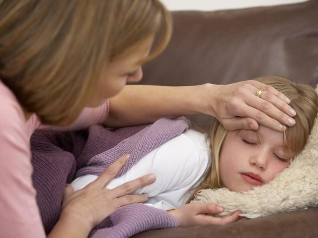 утомляемость ребенка, температура