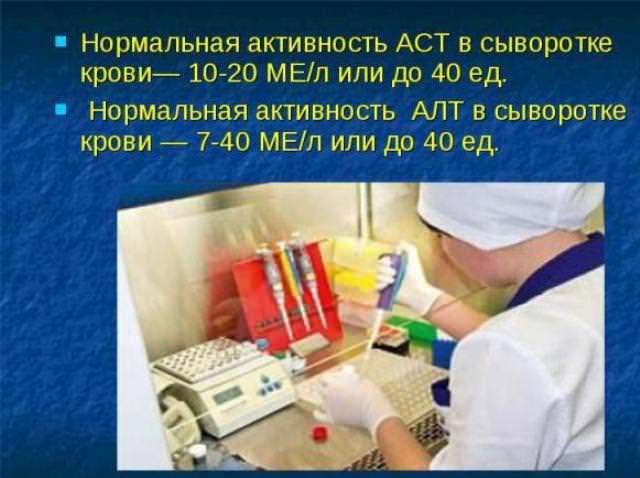 АЛТ АСТ