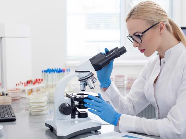 Проведение анализам крови в лабораторных условиях