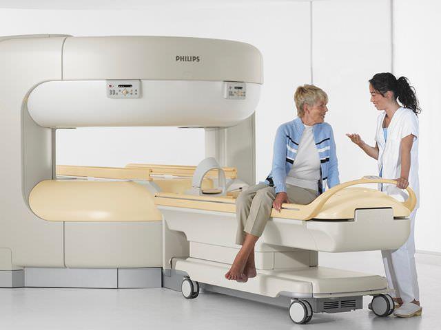 Обследование на томографе